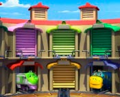 Trains from Chuggington 3